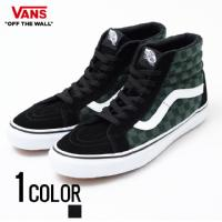 VANS【ヴァンズ】 Sk8-Hi Reissue Uc (Made For The Makers) Black/Checkerboard/全1色